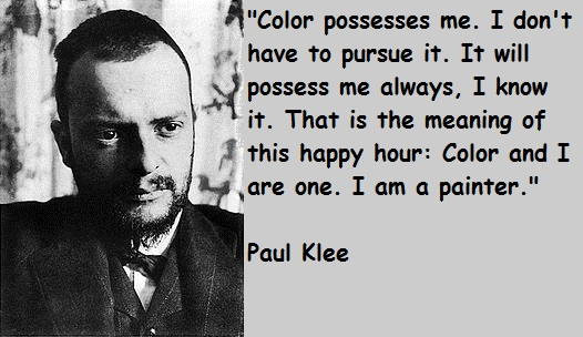 Paul Klee's quote #6