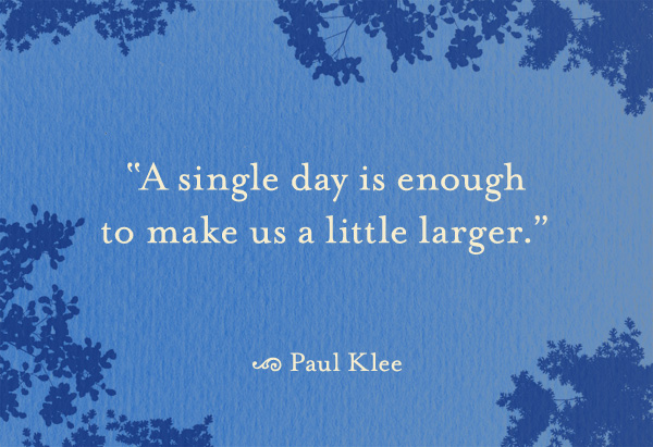 Paul Klee's quote #7