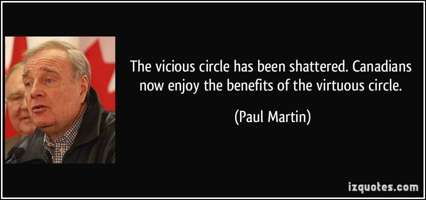 Paul Martin's quote