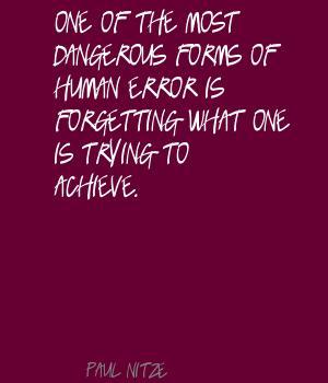 Paul Nitze's quote #1