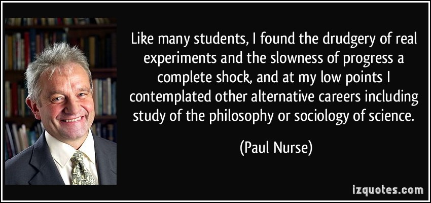 Paul Nurse's quote #2