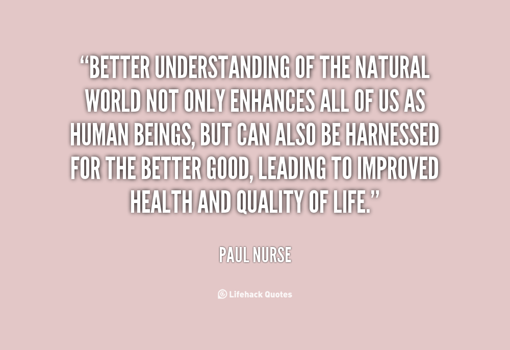Paul Nurse's quote #7