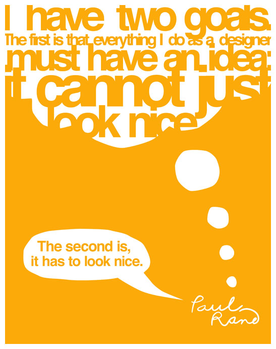 Paul Rand's quote #4