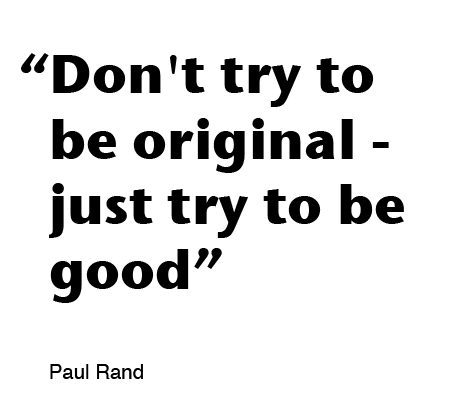 Paul Rand's quote #6