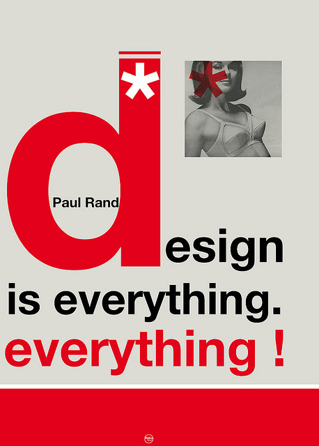 Paul Rand's quote #8