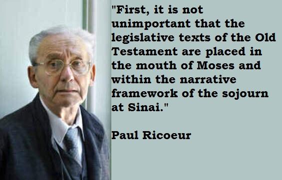 Paul Ricoeur's quote #2