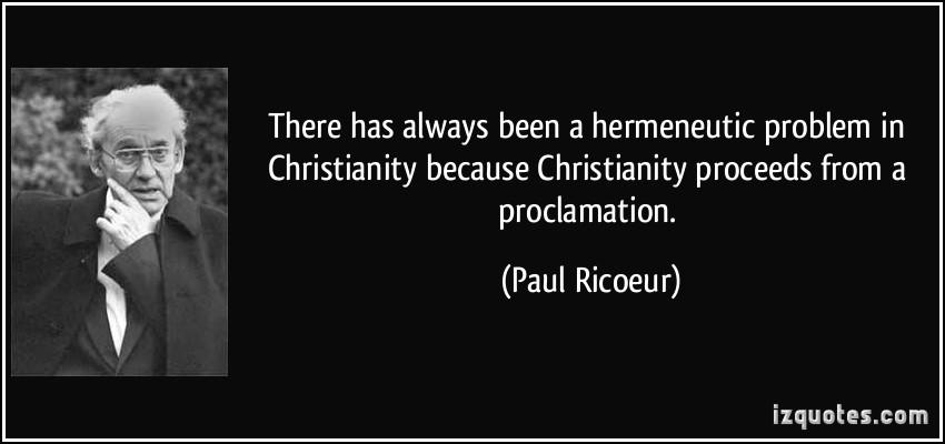 Paul Ricoeur's quote #3