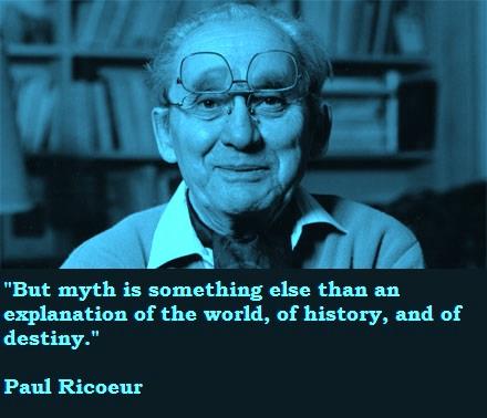 Paul Ricoeur's quote #7