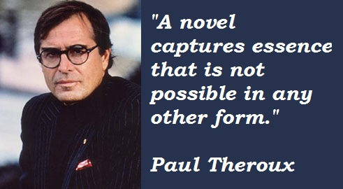 Paul Theroux's quote #2
