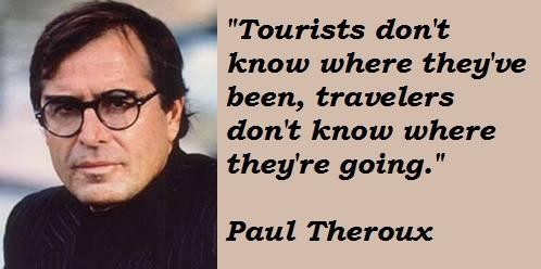 Paul Theroux's quote #4