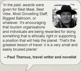 Paul Theroux's quote #6