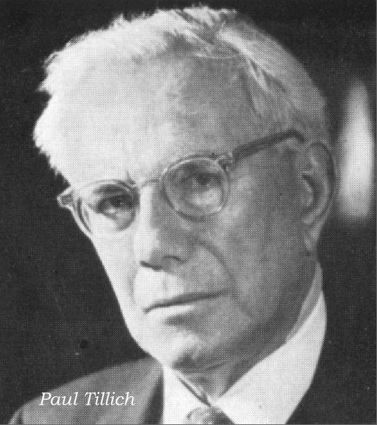 paul tillich essays William james and paul tillich both offer rich resources for tillich in one work essays to avoid ムintuition' or ム review of paul brockelman's.