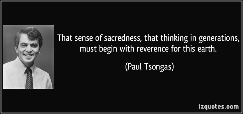Paul Tsongas's quote #1