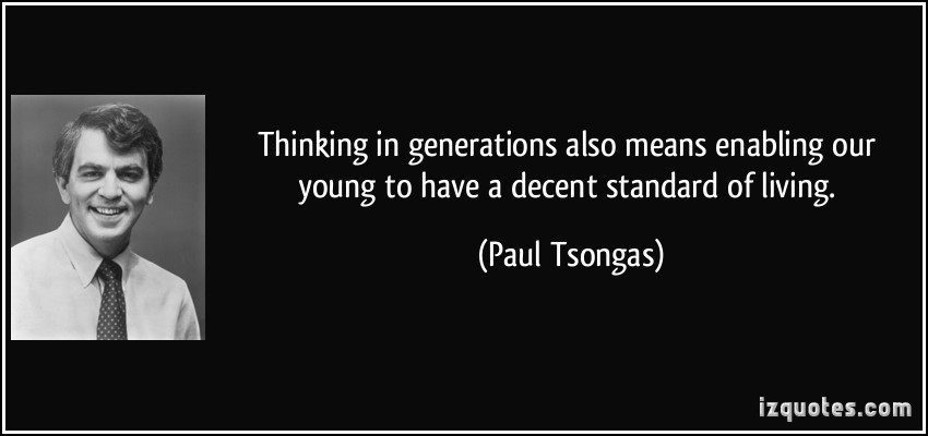 Paul Tsongas's quote #2