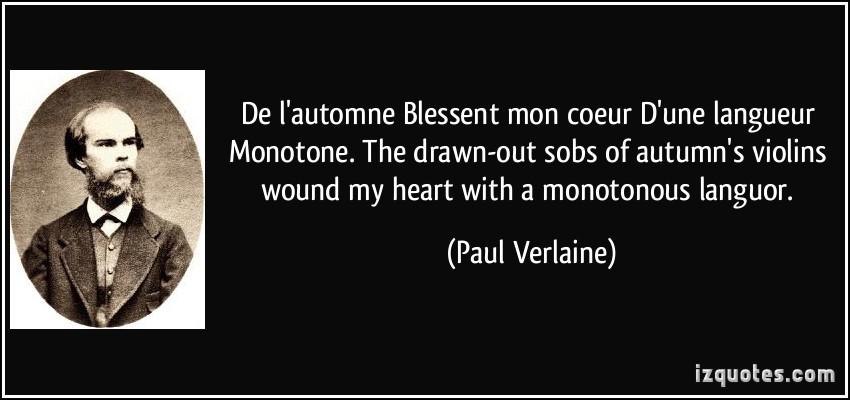 Paul Verlaine's quote #2
