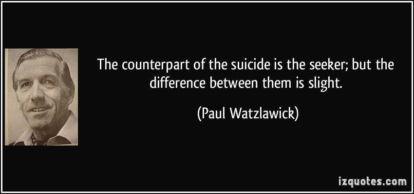 Paul Watzlawick's quote #1