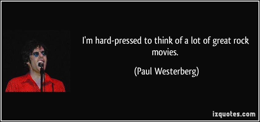 Paul Westerberg's quote #2