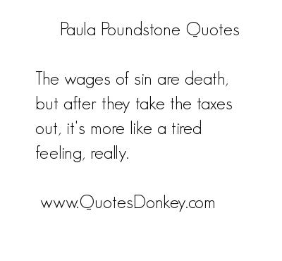 Paula Poundstone's quote #5