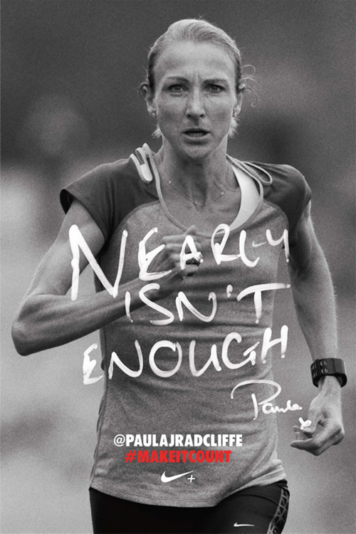 Paula Radcliffe's quote #3