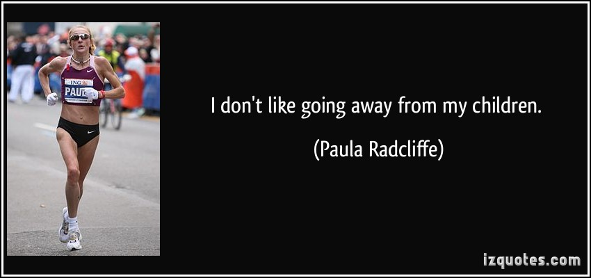 Paula Radcliffe's quote #1