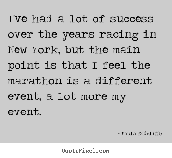 Paula Radcliffe's quote #2