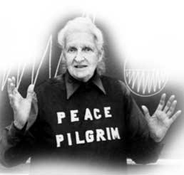 Peace Pilgrim's quote #6