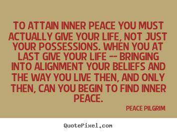 Peace Pilgrim's quote #8
