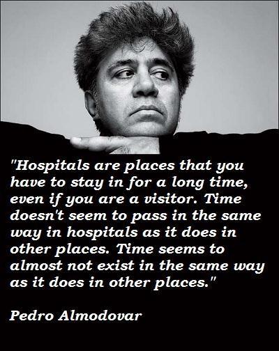 Pedro Almodovar's quote #7