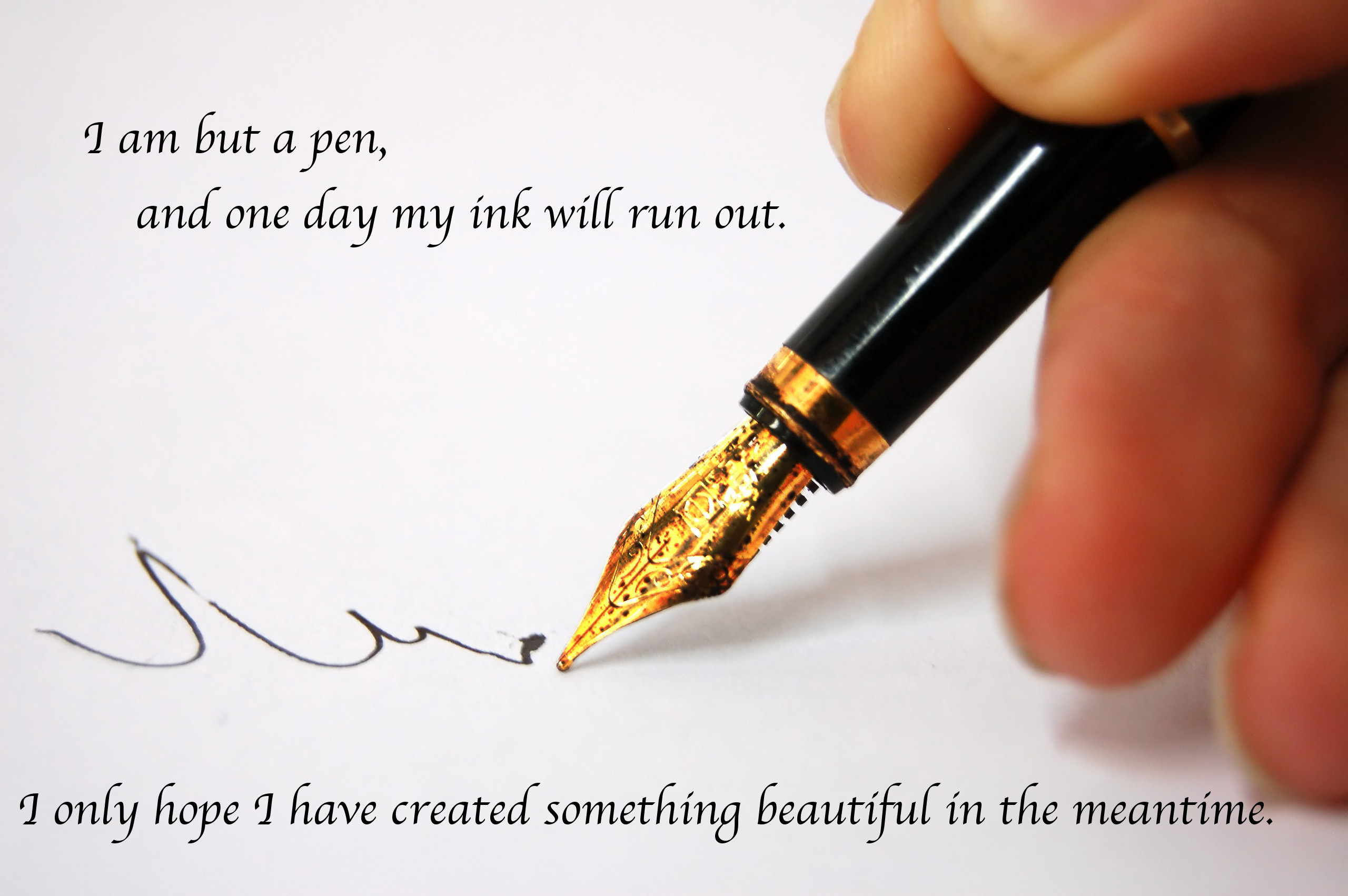Pen quote #2
