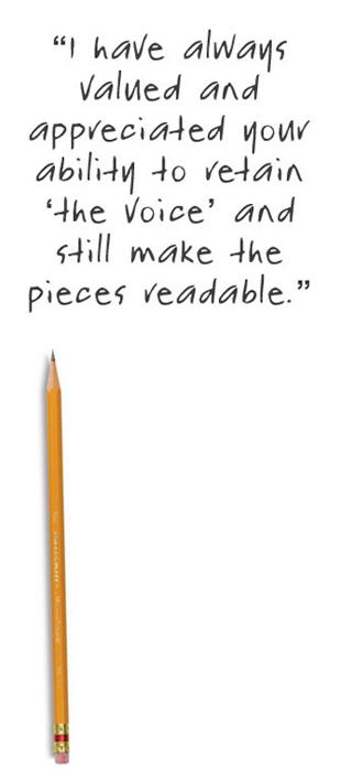 Pencil quote #3