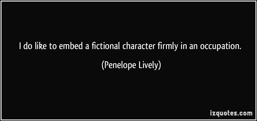 Penelope Lively's quote #5