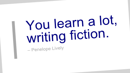 Penelope Lively's quote #8