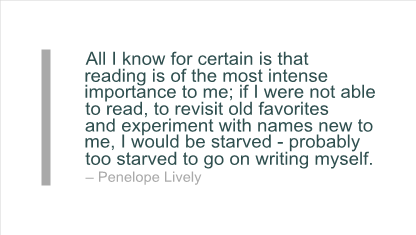 Penelope Lively's quote #7