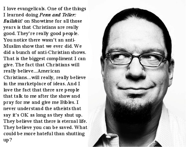 Penn Jillette's quote #4