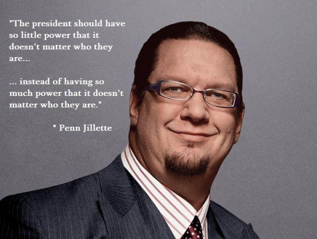 Penn Jillette's quote #2