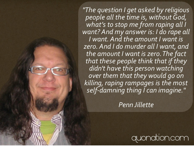 Penn Jillette's quote #7