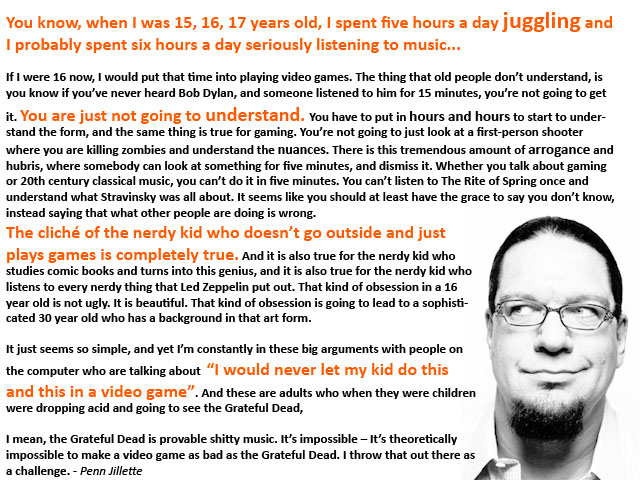 Penn Jillette's quote #3