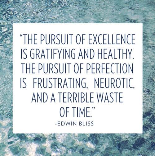 Perfectionist quote #1