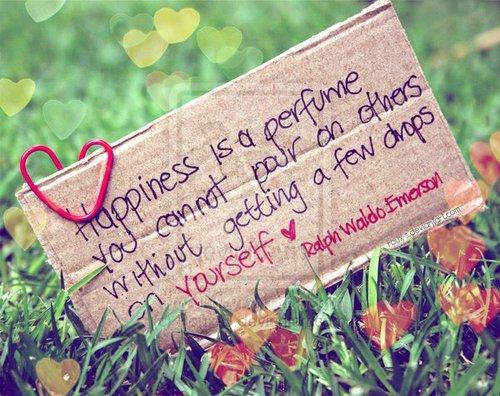 Perfume quote #5