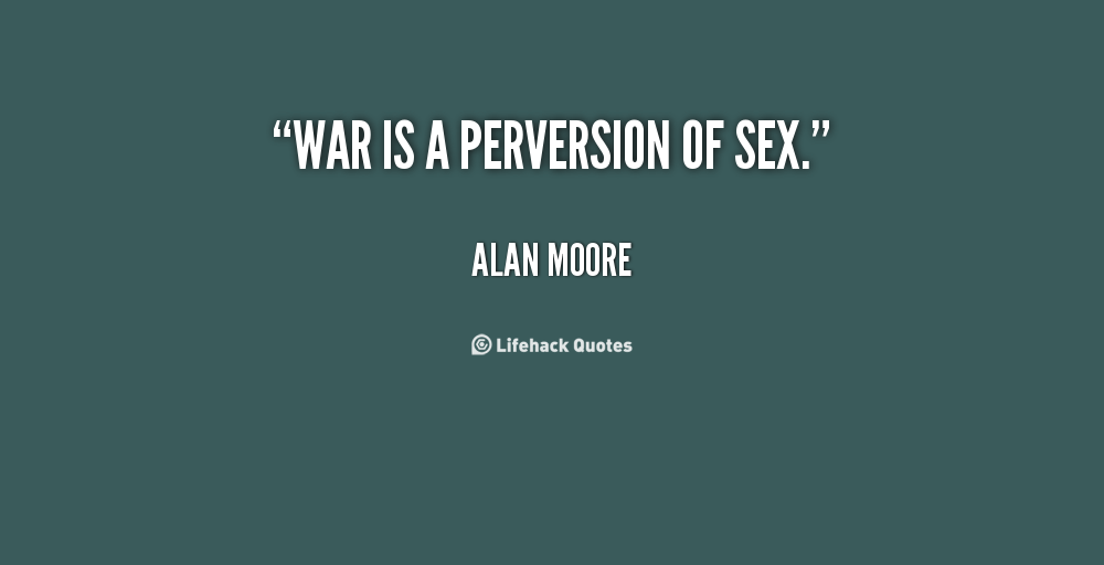Perversion quote #1