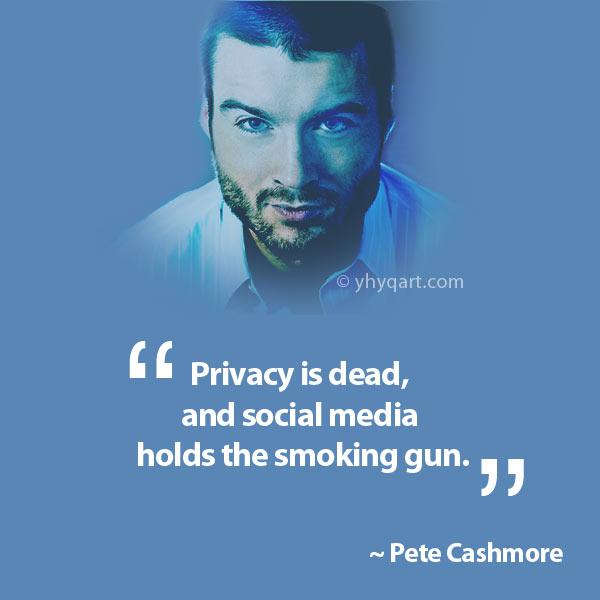Pete Cashmore's quote #7