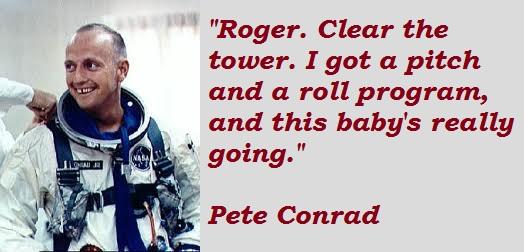 Pete Conrad's quote #4