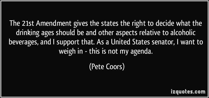 Pete Coors's quote #1