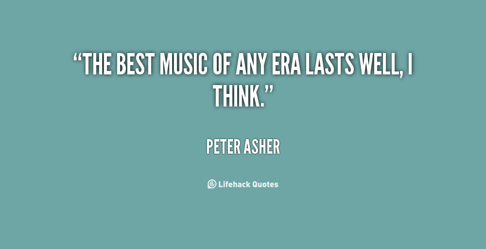 Peter Asher's quote #3