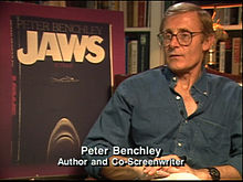 Peter Benchley's quote #2
