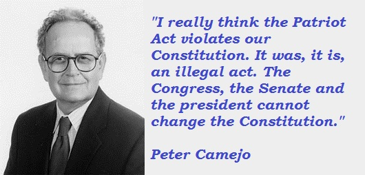 Peter Camejo's quote #3