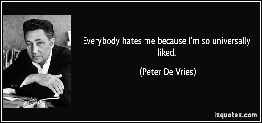 Peter De Vries's quote #3