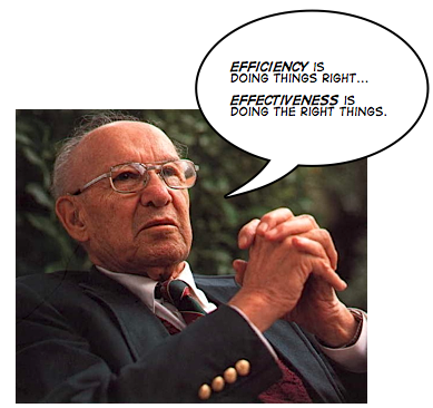 Peter Drucker's quote #8