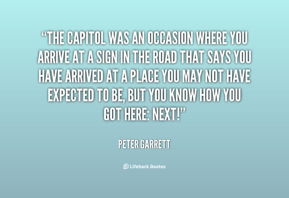 Peter Garrett's quote #6