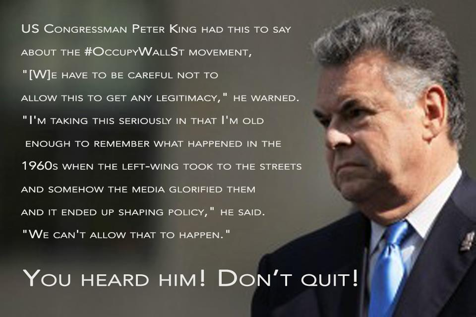 Peter King's quote #2